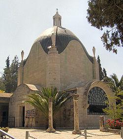 Dominus Flevis kápolna