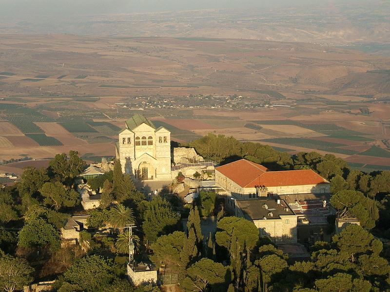 Tábor-hegyi templom