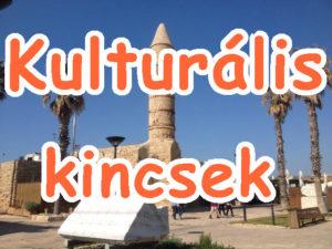 Kultúrális kincsek