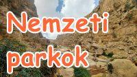 Ismerje meg Izrael Nemzeti Parkjait