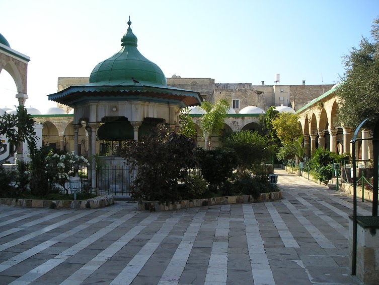Lábmosókút(AlJazzar mecset)