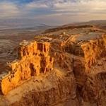 Masada_plateau