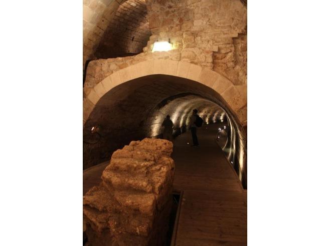 földalatti alagút